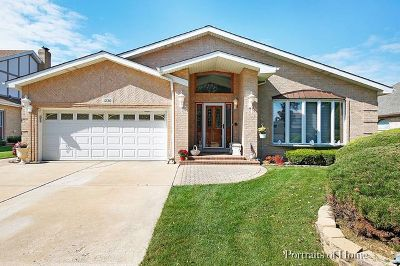 Addison Single Family Home For Sale: 1220 Itasca Road