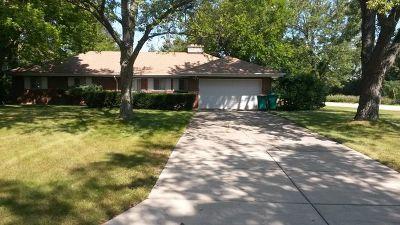 Deerfield Single Family Home For Sale: 1034 Elmwood Avenue
