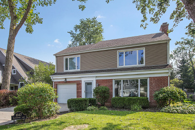 Northbrook Single Family Home For Sale: 1047 Blackthorn Lane