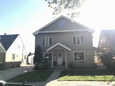 Franklin Park Single Family Home For Sale: 3137 Sunset Lane