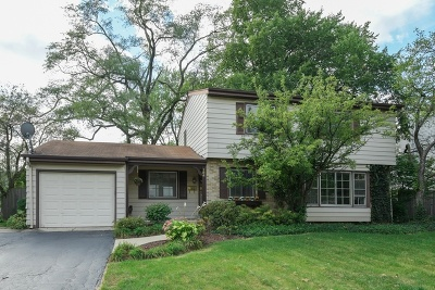 Deerfield Single Family Home For Sale: 106 Forestway Drive