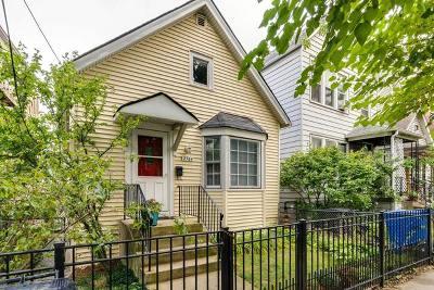 Single Family Home Price Change: 2764 West Saint Mary Street