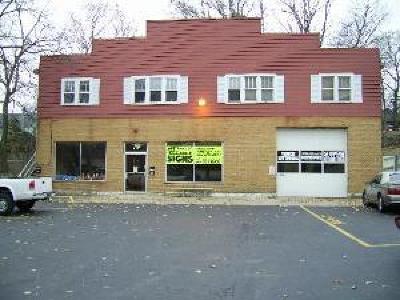 Elgin Commercial For Sale: 619 East Chicago Street