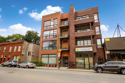Condo/Townhouse For Sale: 2865 North Clybourn Avenue #3