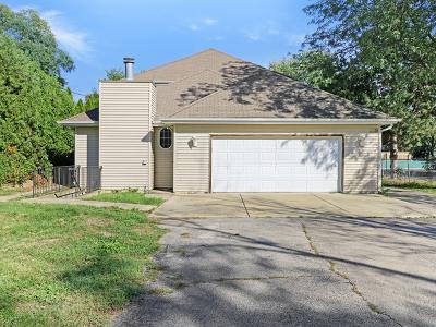 Lombard Single Family Home For Sale: 339 North Columbine Avenue