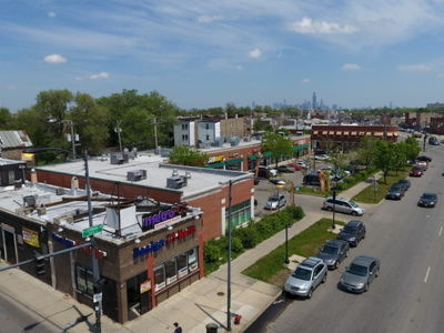 Chicago Residential Lots & Land For Sale: 2141 South Pulaski Road
