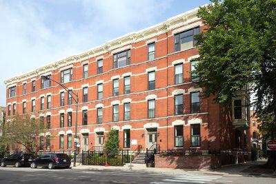 Condo/Townhouse For Sale: 502 West Armitage Avenue #1