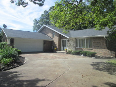 Crete Single Family Home For Sale: 25046 South Woodland Drive
