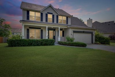 Aurora Single Family Home Contingent: 2118 Keim Drive