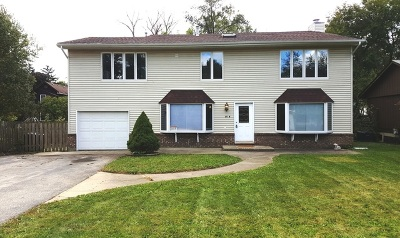 Island Lake Single Family Home For Sale