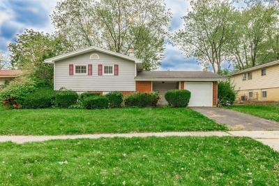 Hoffman Estates Single Family Home For Sale: 625 Baxter Lane