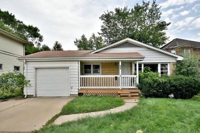 Elmhurst Single Family Home For Sale: 569 South Rex Boulevard