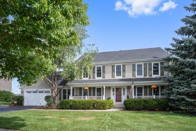 Algonquin Single Family Home For Sale: 1601 Kensington Drive