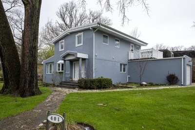 Highland Park Single Family Home For Sale: 401 Sheridan Road
