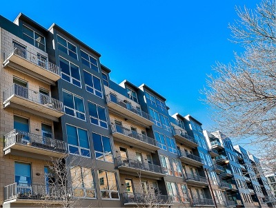 Condo/Townhouse For Sale: 18 North Carpenter Street #2S