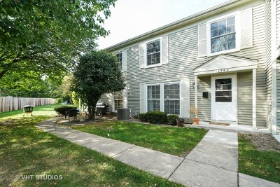 Wheaton Condo/Townhouse For Sale: 1694 Valley Forge Court #B