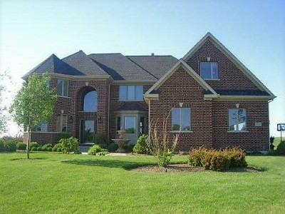 Single Family Home For Sale: 46w548 West Woodview Parkway