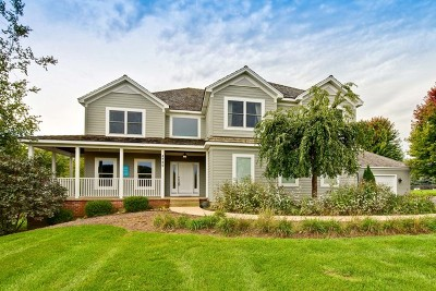 Spring Grove Single Family Home For Sale: 8720 Country Shire Lane