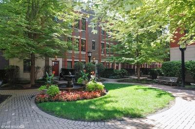 Condo/Townhouse For Sale: 5003 North Lincoln Avenue #6