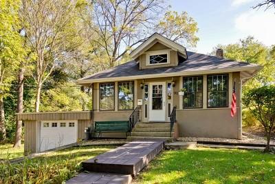 Crystal Lake Single Family Home For Sale: 91 North Oak Street