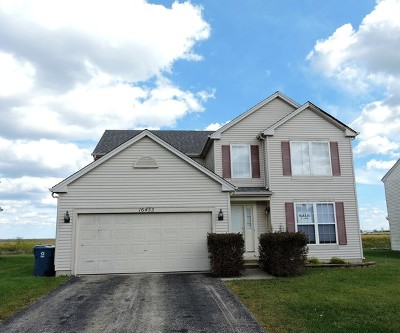 Crest Hill Single Family Home For Sale: 16453 Kingsbrook Drive