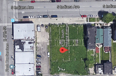 Chicago Residential Lots & Land For Sale: 4710 South Indiana Avenue