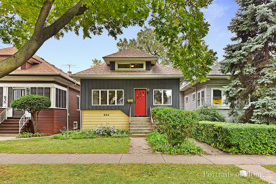 Oak Park Single Family Home For Sale: 833 South East Avenue