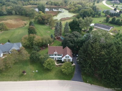 McHenry Single Family Home For Sale: 1606 Providence Drive