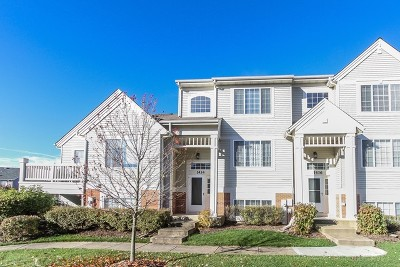 Cary Condo/Townhouse For Sale: 1434 New Haven Drive