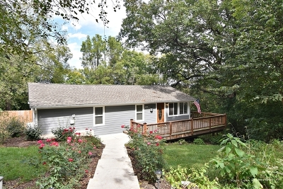 St. Charles Single Family Home For Sale: 7n089 Woodlawn Avenue