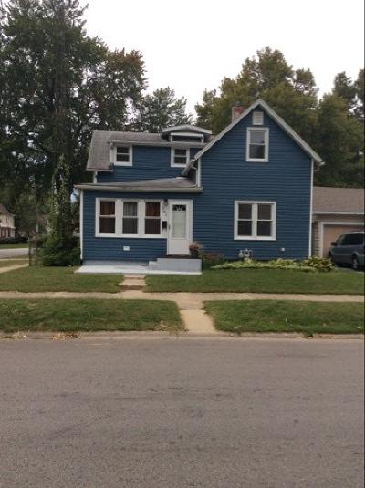 Kankakee Single Family Home For Sale: 591 South Elm Avenue