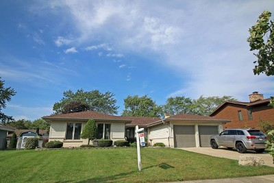 Bloomingdale Single Family Home For Sale: 258 Crestwood Lane
