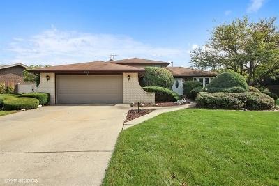 Orland Park Single Family Home For Sale: 14123 Garavogue Avenue