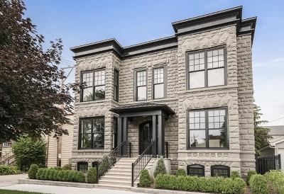 Single Family Home For Sale: 2014 West Sunnyside Avenue