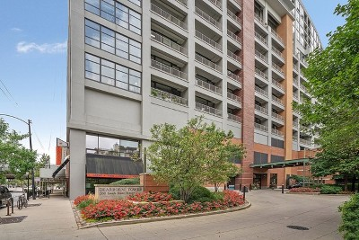 Condo/Townhouse For Sale: 1530 South State Street #722