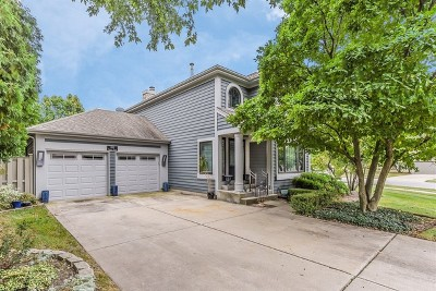 Bloomingdale Single Family Home For Sale: 105 Seneca Trail