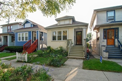Oak Park Single Family Home For Sale: 1181 Gunderson Avenue