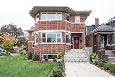 Elmwood Park Single Family Home For Sale: 7905 West Cressett Drive