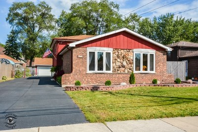 Crestwood Single Family Home For Sale: 4358 143rd Street