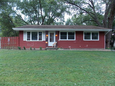 Batavia Single Family Home For Sale: 350 Orion Road