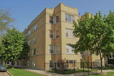 Condo/Townhouse For Sale: 3817 West Ainslie Avenue #G