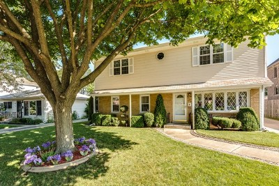 Norridge Single Family Home For Sale: 8256 West Winona Street