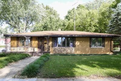 Wilmington IL Single Family Home Price Change: $179,900