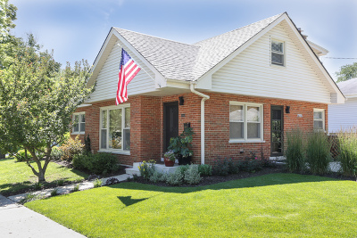 Downers Grove Single Family Home For Sale: 4400 Prospect Avenue