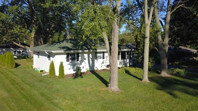 Downers Grove Single Family Home For Sale: 6104 Lee Avenue