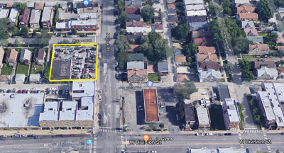 Chicago Residential Lots & Land Price Change: 1218 North Pulaski Road