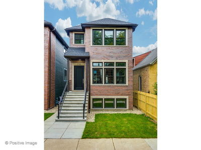 Single Family Home Price Change: 2740 North Whipple Street