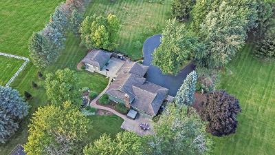 Oswego Single Family Home For Sale: 1450 Plainfield Road