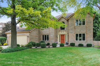 Knoch Knolls Single Family Home For Sale: 2794 Wedgewood Drive