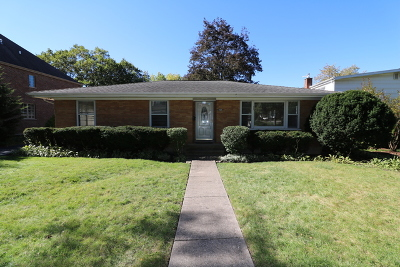 Elmhurst Single Family Home For Sale: 868 South Cambridge Avenue